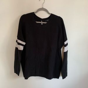 Forever 21 Black Sweatshirt